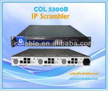 DTV equipment, Scrambler/ Scrambler Module with IP output 5300B