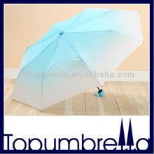 "21"" fashion brand foldable fashion umbrella dolls"