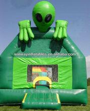 Moonwalks, Space pod Alien Bouncy Castle Inflatables W1022