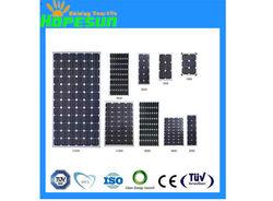 10w 20w 30w 156*156 polystallicon pv solar panel modules OEM service