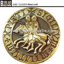 CA0003 unique souvenir metal brass craft