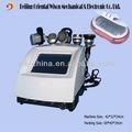 portátil 5 manejar la máquina de cavitación para uso en el hogar que adelgaza la máquina