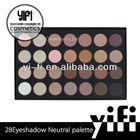 Professional! 28 Neutral Color Eyeshadow Palettecosmetics companies usa