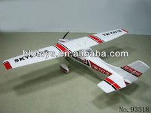 TW 747-3 1.6m EPO Beginners Trainer CESSNA Skylane RC plane/Remote Control Plane