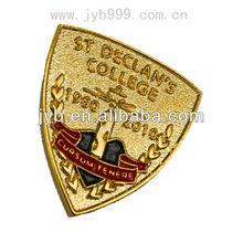 ST Declan's College Pin Metal Badge Souvenir