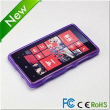 Factory price TPU case for Nokia lumia 820