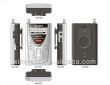 OE-1201 2013 newest design portable two way radio retro