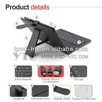 """New Android Tablet PC Netbook MID WiFi Epad Keyboard Case Cover 8"""""""
