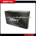 Dongle afrique azsky g1 gprscomposer adaptateur& rs232 partageinternet dongle pour l'afrique