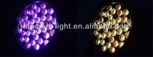 show stage light & 36*3w 3in1led par light