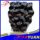 100% virgin human hair full cuticle unprocessed real peruvian Loose wave hair weave