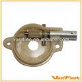 Qualidade de peças de motosserra/cadeia viram peças/bomba de óleo cabe husqvarna137/142