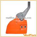 La qualité des pièces de tronçonneuse/scie à chaîne pièces/droit l'assemblage couvercle s'adapte husqvarna137/142