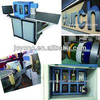 Galvanized sheet,Aluminum Extrusion Metal channel letter making machine