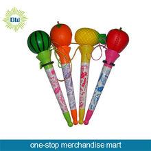 fruit shaped pen