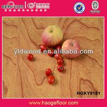 Eco-friendly AC3/AC4 Click System hdf laminate floor border