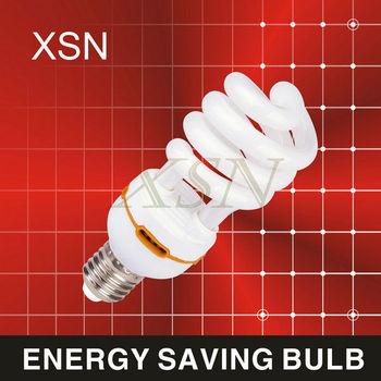 3.5T 12MM hight quality Factory Price half spiral energy saving light bulb 6000hrs