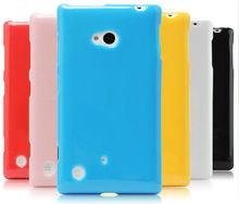 New arrival Plain TPU gel case for Nokia Lumia 720,High quality Plain TPU gel case for Nokia Lumia 720,Hot sale