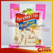 Multi-length twist marshmallow