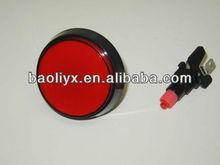 LED Light Illuminated push button switch-Game machine Button