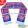 béisbol mlb chicago cubs bufanda