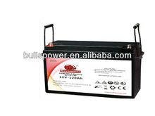 battery restoration 12V120AH