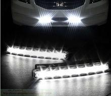 8 X 1W Daytime Running Light Super Bright LED DRL,led drl/ daytime running light hyundai ix35