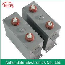 Supply Good Price of Aluminum Oil Filled 500UF 3500VDC capacitor