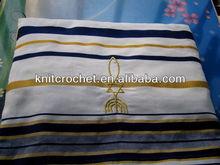 High Quality Jewish Judaica Prayer Tallit Shawl, How to Wear/Put on a Tallit/Talit/Tallis/Talet