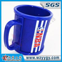 2013 Fashion NBA 3d soft pvc rubber mug price