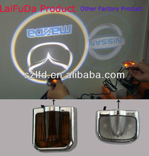 Most professional factory for NO need drill hole type car led logo light