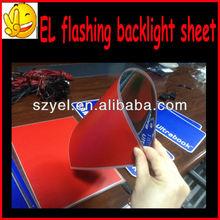 10% off Pop auto el backlight / el thiner sheet