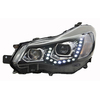 Combination Car Head Light with LED Daytime Running Light Turn Light for 2012 Subaru XV