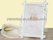 Elegant Elegant Calla Lily Large photo frame wedding favor