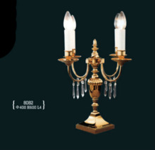 modern crystal chandelier wedding table lamp MT8082