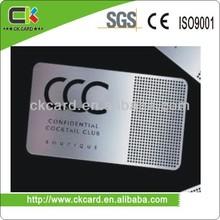 hot!!! fantastic cheap plastic VIP card