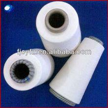 wholesale cone Polyester 65 Cotton 35 yarn machine knitting