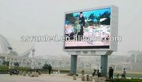 Hot sells advertising outdoor led advertising roadside