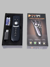 2.4ghz android Keyboard remote control for google TV Box