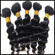 Best Selling Virgin KBL Peruvian Deep Wave Hair