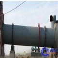 Com vivid projetos bem sucedidos na China areia amarela secador rotativo