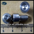 Ti-6al-4v din tornillo de titanio/sujetador