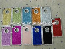 Glitter Bling Shining Chrome Hard Case For iphone 4 4g 4s