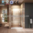 Luxury bathroom shower room tube