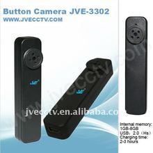JVE-3302 electronic usb drive;video usb digital drive;hot electronic button camera