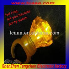 promotional wedding party led ring flash