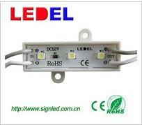 LED sign module,48mm SMD3528*3,led modul wasserdicht beleuchtung