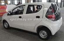 4 seats smart electric vehicles