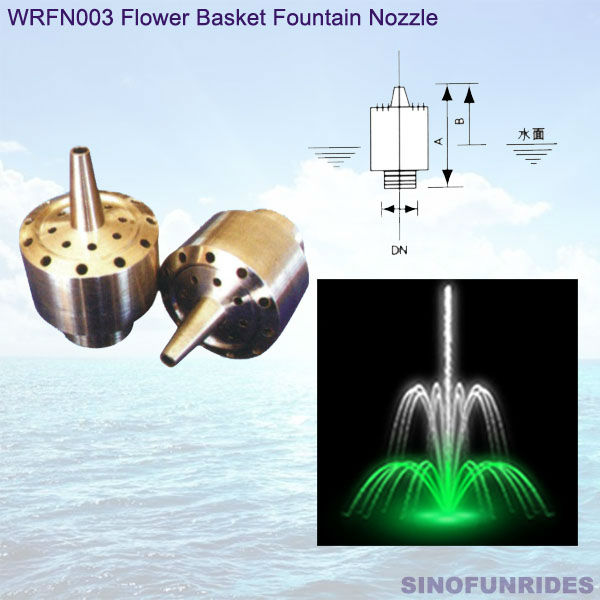 > Landscape Facility > Fountain > Stainless Steel Fountain nozzle