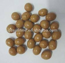 coffee coated peanuts